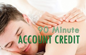 90 Minute Account Credit